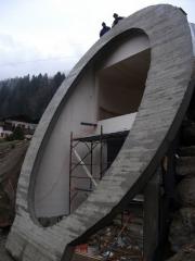 "[2015-16] Apfelhotel ""Torgglerhof"", St. Leonhard in Passeier (Neubau Sauna) 012"